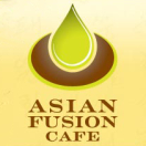 Asian Fusion Cafe Menu