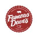 Famous Dave's Bar-B-Que Menu