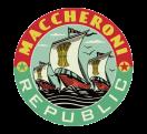 Maccheroni Republic Menu
