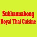 Subhannahong Royal Thai Cuisine Menu