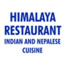 Himalaya Restaurant Indian & Nepalese Menu