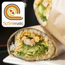 Sushimatic (Sushi Burrito) Menu