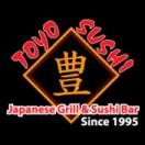 Toyo Sushi Menu
