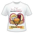 Dallas Chicken Menu