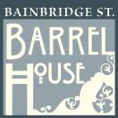 Bainbridge Street Barrel House Menu