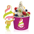 Menchie's Frozen Yogurt Menu