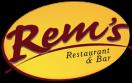 Remington's Restaurant Menu