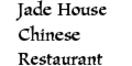 Jade House 301 Menu