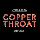 Copper Throat Menu