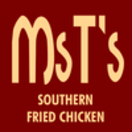 Ms. T's Southern Fried Chicken Menu