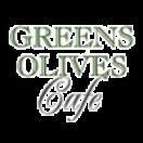 Green Olives Cafe Menu