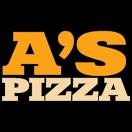 A's Pizza Menu