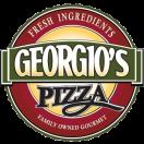 Georgio's Gourmet Pizzeria Menu