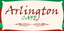 Arlington Cafe Menu