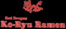 Ko Ryu Ramen Grill Menu