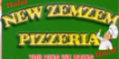 New Zem Zem Pizzeria Menu