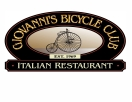 Giovanni's Bicycle Club Pizzeria Menu