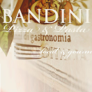 Bandini Pizza & Pasta Menu