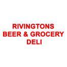 Rivingtons Beer & Grocery Deli (by Rivingtons Eatery) Menu