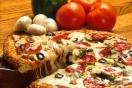 Lombardi's Pizza Menu