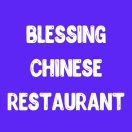 Blessing Chinese Restaurant Menu