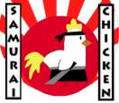 Samurai Chicken Menu