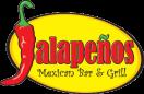 Jalapenos Bar and Grille Menu