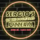 Sergios On The Boulevard Pizzeria Menu