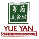 Yue Yan Chinese Food Boutique Menu