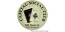 Cafetal Social Club Menu