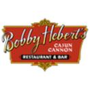 Bobby Hebert's Cajun Cannon Menu