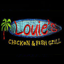 Louie's Chicken & Fish Grill Menu