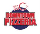 Big C's Downtown Pizzeria Menu