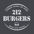 212 Burger (On Summer Vacation) Menu
