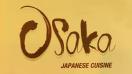 Osaka Japanese Fusion Menu