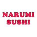 Narumi Sushi Menu