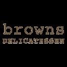 Brown's Delicatessen Menu