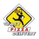 Fast Pizza Delivery Menu