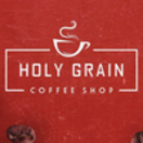 Holy Grain Coffee Shop Menu
