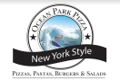 Ocean Park Pizza Menu