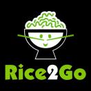 Rice 2 Go Menu