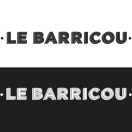 Le Barricou Menu