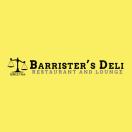 Barrister's Deli Menu