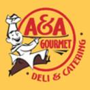 A & A Gourmet Deli Menu