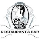 GP's Restaurant Menu