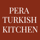 Pera Turkish Kitchen Menu