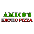 Amico's Exotic Pizza Menu