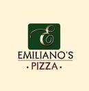 Emiliano's Pizza Menu