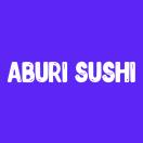 Aburi Sushi Menu