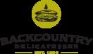 Backcountry Delicatessen 17th St and Glenarm Menu